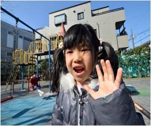 Greying Japan Cannot Tolerate Noisy Children