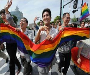 Gay Pride Parade in Japan