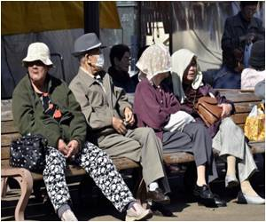 Senior Situation: Elderly to Account for 40% of Japanese in 2060