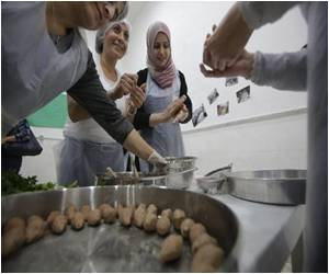 Syria Refugees Celebrate Their Cuisine Even as They are Exiled in Lebanon