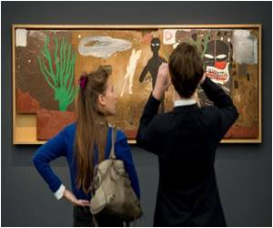 Record-Breaking Year for Contemporary Art Market