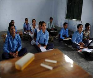 Teachers Play Truant in India's Schools: Survey