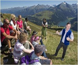 Yodelling and Hiking is Back in the Austrian Alps