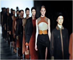 London Fashion Week: Floral Silks at Marchesa, Diamonds at Julian Macdonald