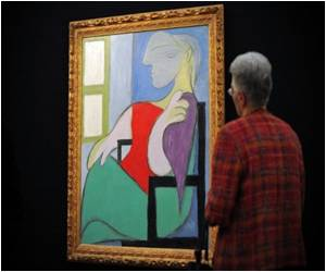 American Wins $1mn Picasso for Just 100 Euros