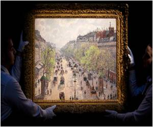 Pissarro Breaks Record at London Sale