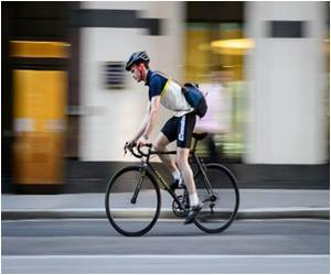 Cycling Could Lead to a Third Testicle for Men, One for Women: Study
