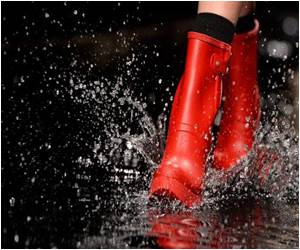 Waterproof Wear Showcased at London Fashion Week