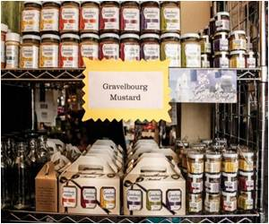 Gravelbourg in Canadia Strives for Mustard Glory