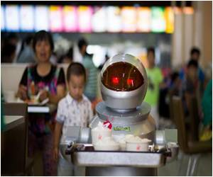 Android Restaurant Boots Up in China