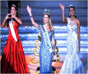 Spanish Beauty Queen Mireia Lalaguna Crowned Miss World 2015