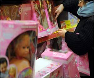 Toys Break Gender Barriers This Christmas