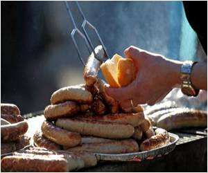 Bracing for Christmas Blood-sausage Binge Are Estonians
