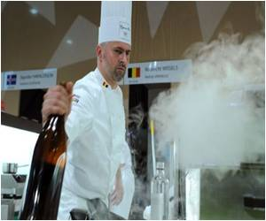 Chefs Primed for Cookery `Olympics`