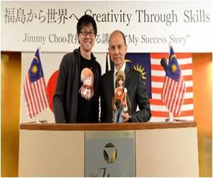 New Fukushima Shoe Line Introduced by Jimmy Choo