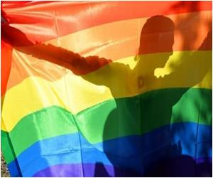 Rainbow Flag to Support Gay Pride in France