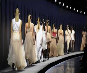 Goga Ashkenazi Makes a Mark at Paris Fashion