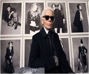 Karl Lagerfeld Says Luxury Makes World Go Round