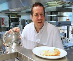 Champagne Chef Admitted into Exclusive Three Michelin Stars Club