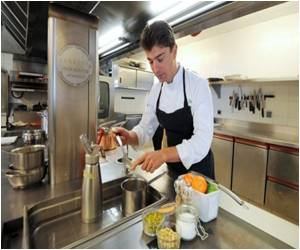 French Chef Elevates His Cuisine to the Alps