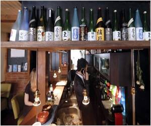 French Getting Increasingly Fond of Japanese Sake