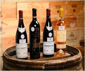 10,500-euro Wine on Way to China