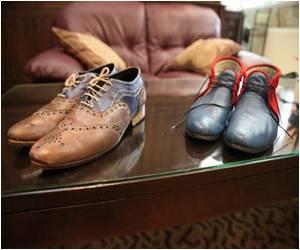 Ghanaian Garage Craftsmen Preferred Over Fancy Italian Shoemakers