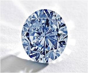 Hong Kong to Host Auction of Rare Blue Diamond