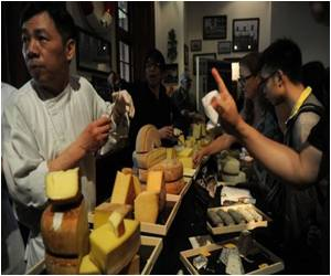 European Cheese Firms Attempt To Popularize Cheese Amongst The Chinese
