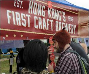 Craft Beer Revolution Hops Along in Hong Kong