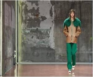 Italian Label Marni Wins Praise for Milan Fashion Collection