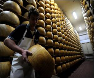 Modern-day 'monk' Keeps Parmesan Recipe Alive