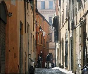 A Virtual Stroll In Rome Through the Ghetto