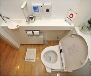 Smart Toilet Controlled by Mobile App