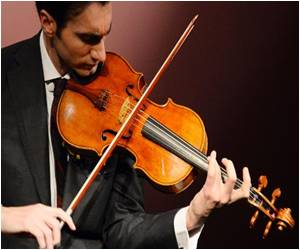 Stradivarius Viola Could be Priced for $45 Million