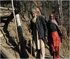 Kashmir's Centenarians Enjoy Mountain Life