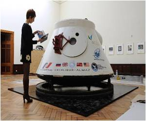 Belgium: Soviet Space Capsule Up for Sale