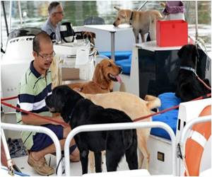 Singapore's Pampered Pets Now Go On Cruises