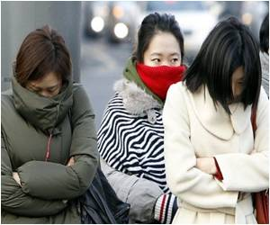 South Koreans Face �Big Chill� in Offices