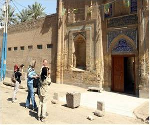 Despite Violence Iraq Seeks to Promote Tourism