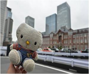 Teddy Bear Travel, Japan Makes It Possible!