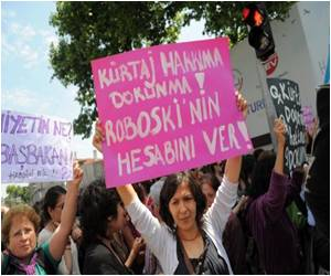 Turkey Women Outraged by PM's Equation of Abortion To Murder