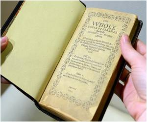 World's Most Expensive Book at New York Auction
