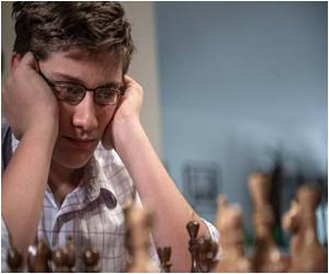 13-Year-Old US Boy Plots World Chess Domination