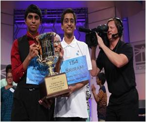 Spelling Bee Contest in US Sees First Joint Winners in 52 Years