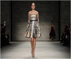 Bibhu Mohapatra Brings Tibet to New York Runway