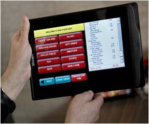 Restaurants in US Use Touchscreen Tablets to Facilitate Speed Dining