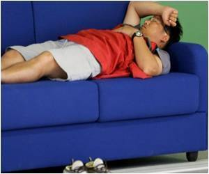 Scores of Americans Doze Out of Bed