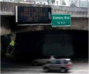 Graphic Crash Warnings to Slow Speeding Drivers