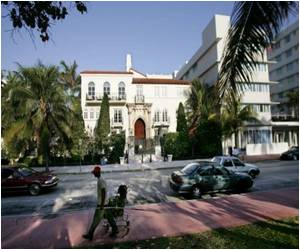 Auctioneers Eye Versace's Tragic Miami Mansion That's Up for Sale